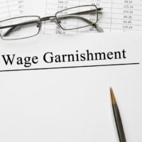 Form-Garnished Wages