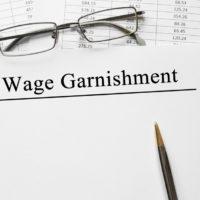 Form-Garnished Wages