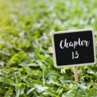 A chapter 13 sign