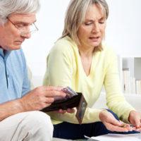Seniors in debt - bankruptcy for seniors
