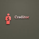 Creditor is involved in bankruptcy case